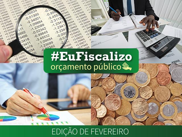 #EuFiscalizo 26 - Orçamento Público